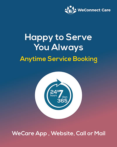 happy to serve you always